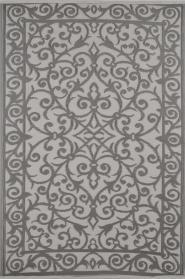 Outdoor-Teppich Gala, grau-cremeweiß
