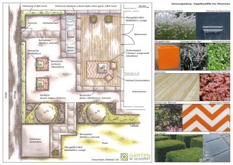 Profi-Gartenplanung inklusive Perspektivzeichnung und Shop-Gutschein