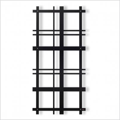 garten im quadrat modernes rankgitter wandspalier linus c aus metall. Black Bedroom Furniture Sets. Home Design Ideas