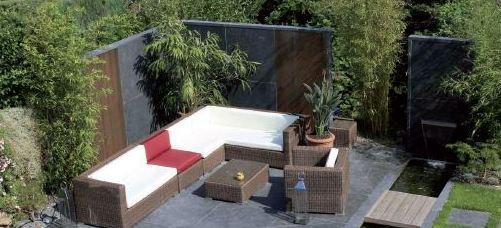 Moderner Garten Sichtschutz :  Art  sichtschutz element comb ination ab 459 00 moderner sichtschutz