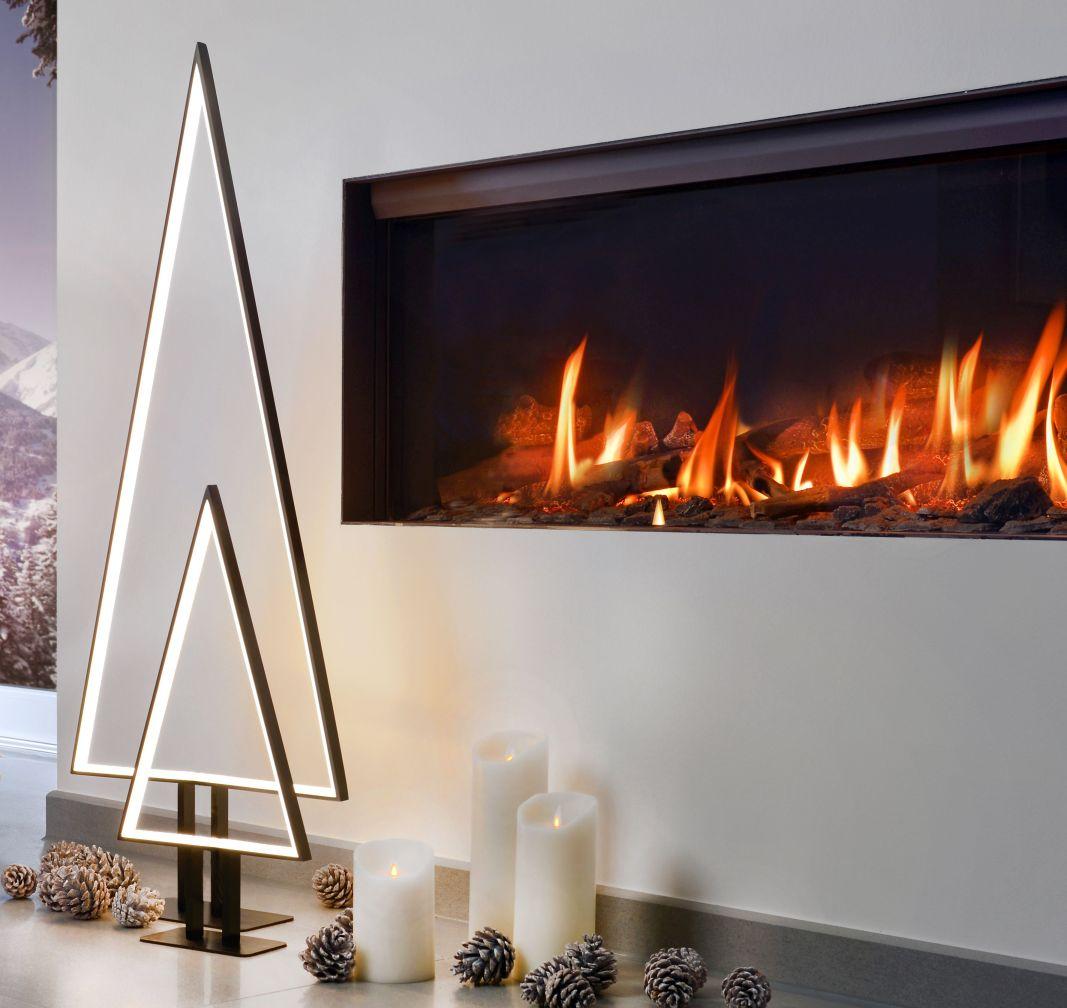 garten im quadrat moderne leuchte tannenbaum led. Black Bedroom Furniture Sets. Home Design Ideas